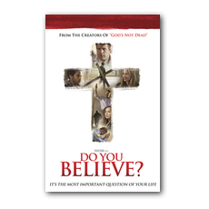 Do You Believe Postcard