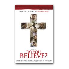 Do You Believe Postcard