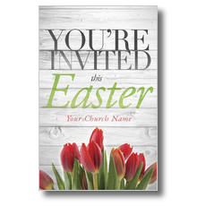 Easter Invited Wood