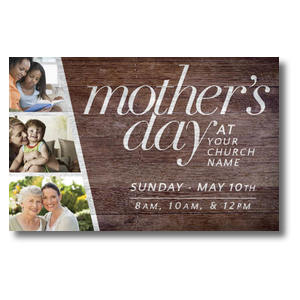 Mothers Day Invite 4/4 ImpactCards