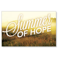 Summer of Hope Postcard