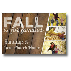 Fall Families