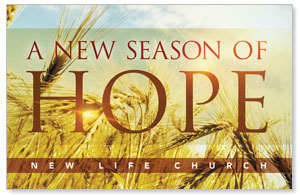 Hope Wheat Postcards