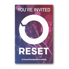 Reset Church Postcard