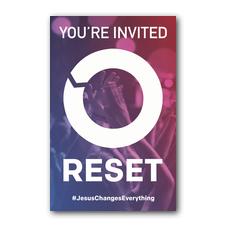 Reset Postcard