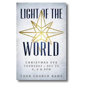 Light of the World Star 4/4 ImpactCards