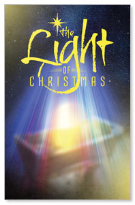The Light of Christmas Postcards