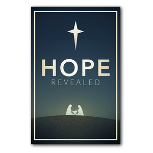 Hope Revealed Postcards
