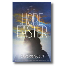 Hope of Easter Postcard