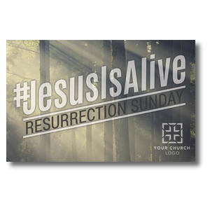 JesusIsAlive Postcards