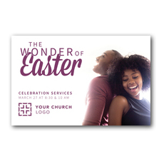 Wonder of Easter Postcard