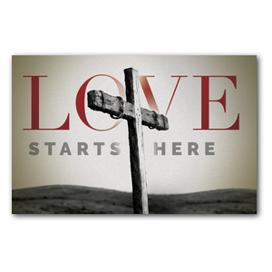Love Starts Here ImpactCards