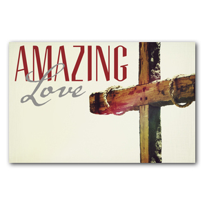 Amazing Love Cross ImpactCards