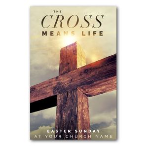 Cross Means Life DIY Postcard Packs