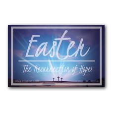 Resurrection of Hope Postcard