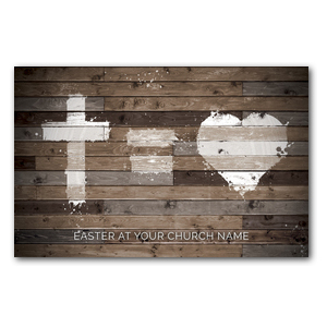 Cross Equals Love 4/4 ImpactCards