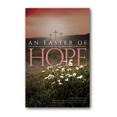 Easter Hope Daisy Postcard
