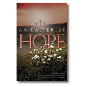Easter Hope Daisy Postcards