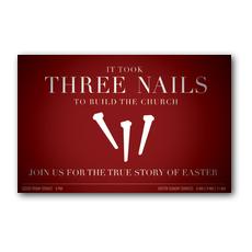 Three Nails Postcard