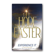 The Hope of Easter Empty Tomb Church Postcard