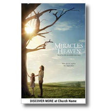 Miracles from Heaven Postcard