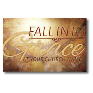 Fall Grace Postcards
