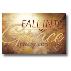 Fall Grace Postcard