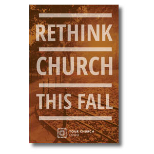 Rethink Church 4/4 ImpactCards