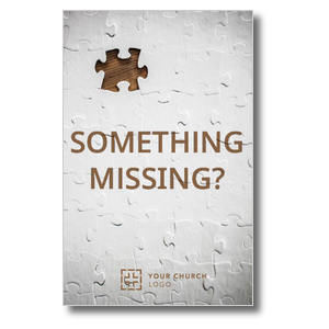 Something Missing Postcards