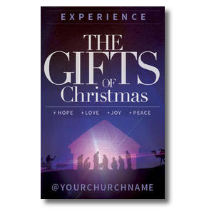 The Gifts of Christmas Advent 4/4 ImpactCards