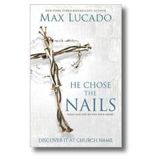He Chose the Nails Postcard