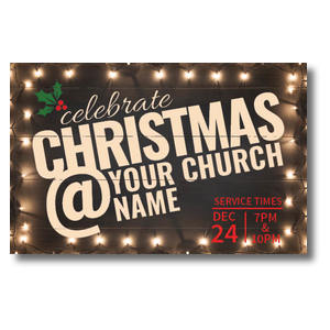 Christmas At Lights 4/4 ImpactCards