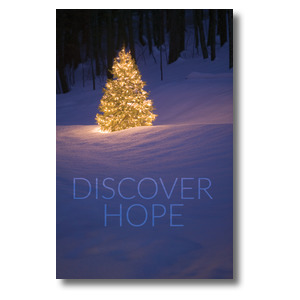 Discover Hope Bright Tree ImpactCards