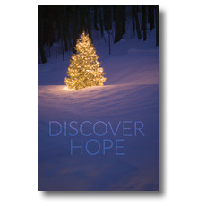 Discover Hope Bright Tree