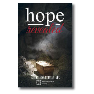 Hope Revealed Manger 4/4 ImpactCards