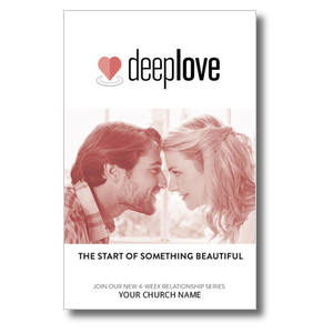 Deep Love Couple Postcards