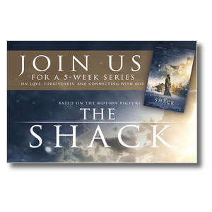 The Shack Movie Clouds Postcards