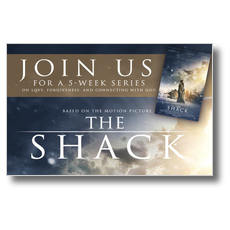 The Shack Movie Clouds Postcard
