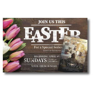 The Case for Christ Easter Church Postcards