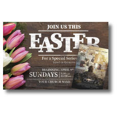 The Case for Christ Easter Church Postcard