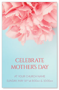 Carnation Mothers Day 4/4 ImpactCards