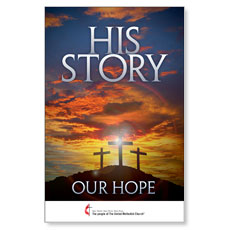 UMC His Story Our Hope Postcard