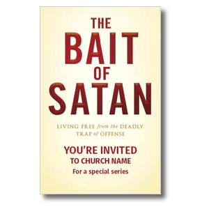 Bait of Satan Postcards