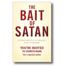 Bait of Satan Postcard