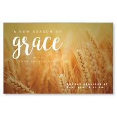 Grace Wheat Postcard