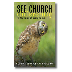 See Church Differently Postcards