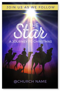 The Star A Journey to Christmas Postcards