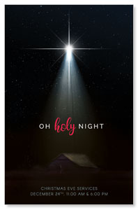 Oh Holy Night 4/4 ImpactCards