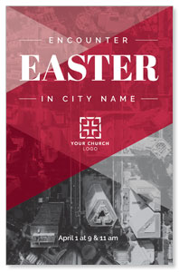 Encounter Easter City Postcards