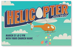 Helicopter Egg Drop 4/4 ImpactCards